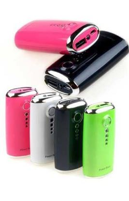 Picture of 5600 mAh Universal Power Bank with LED Torch