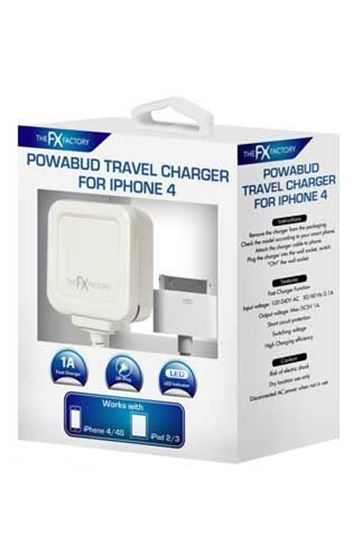 Picture of iPhone 4 Travel Charger
