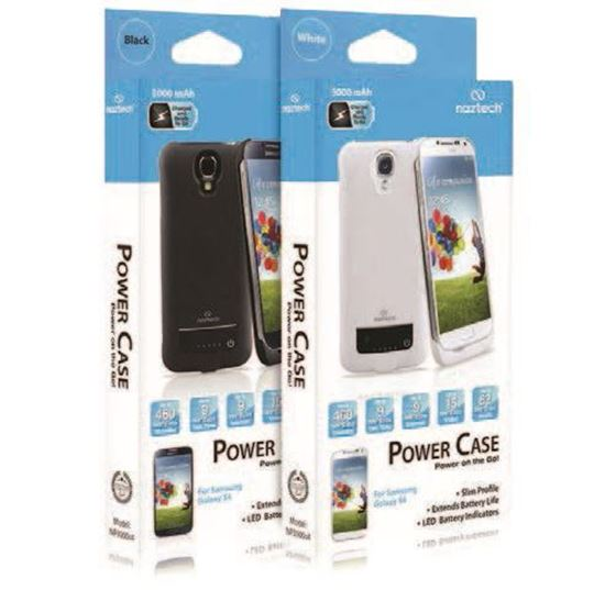 Picture of Samsung S4 3000 mAh Power Case