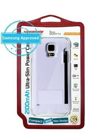 Picture of Samsung S5 2100mAh Ultra Slim Power Case